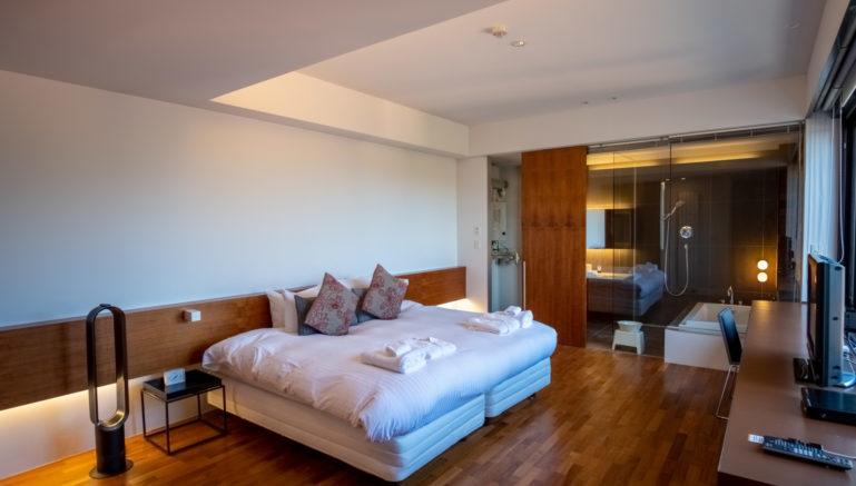 Sekka Kan Bedroom