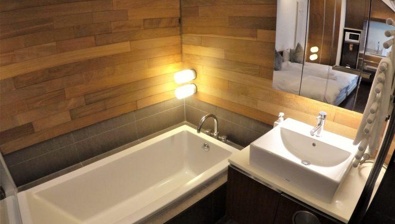 Sekka Kan Studio Bathroom 1