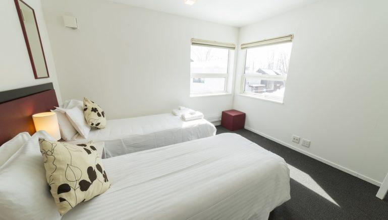 Hirafu House Hh01 Bedroom Winter