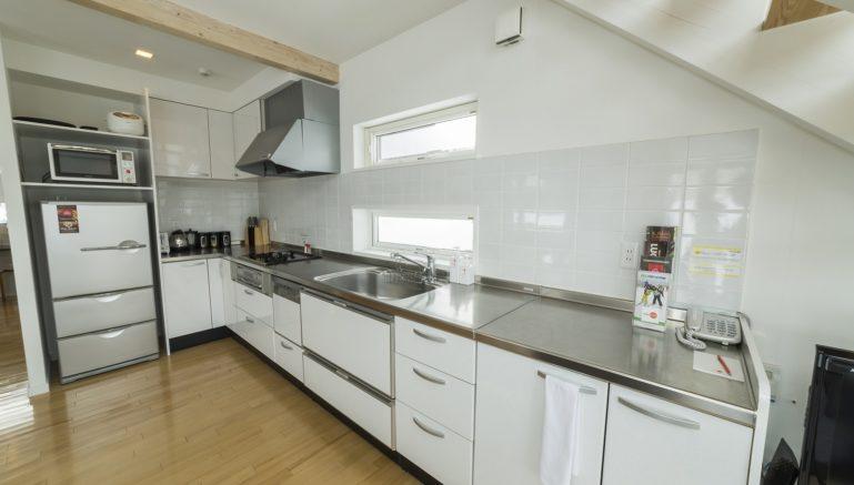 Hirafu House Hh01 Kitchen