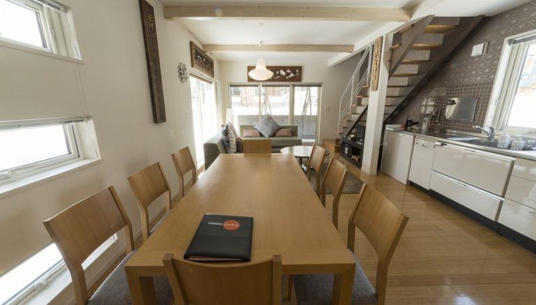 Mori R Morr Dining Room Winter