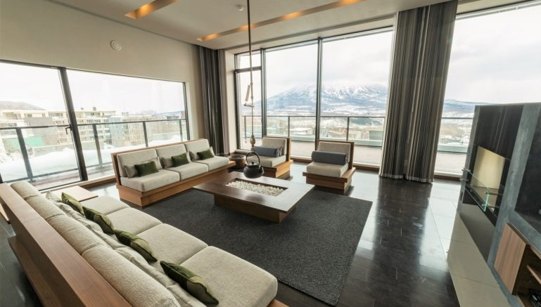 Nozomi Views Nv601 Living Room Winter
