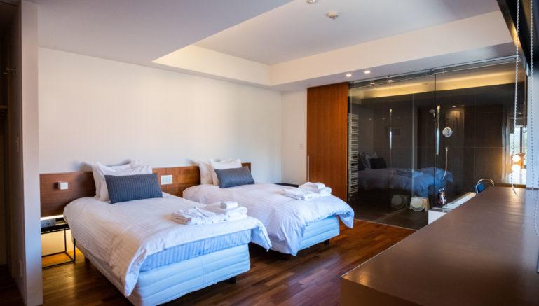 Sekka Kan Twin Bedroom