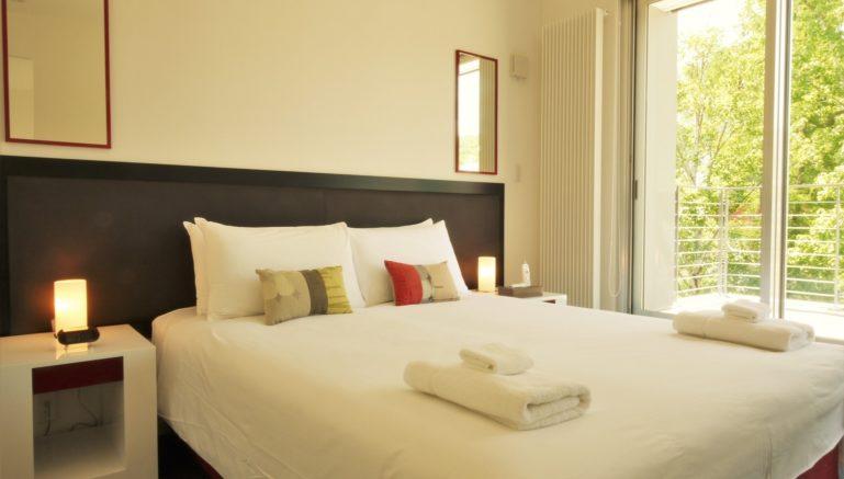 Youtei Tracks 2 Bedroom Penthouse Bedroom