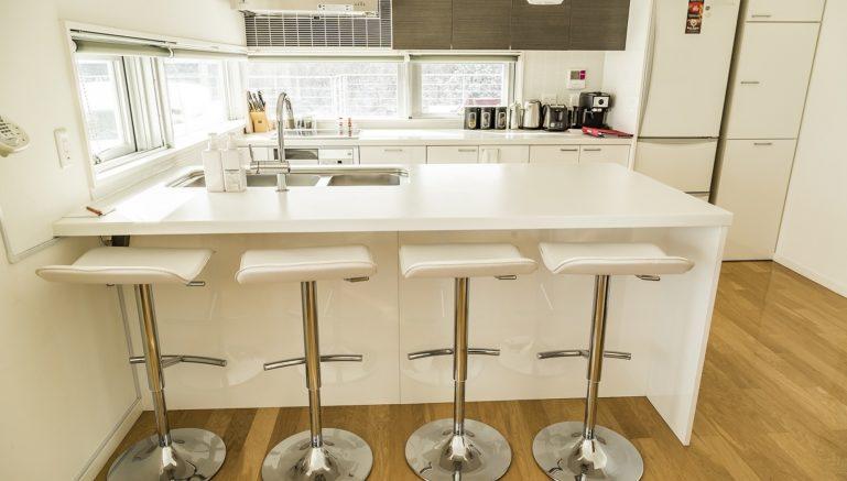 Youtei Tracks 2 Bedroom Penthouse Kitchen