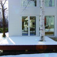 冬の戸建てイメージ