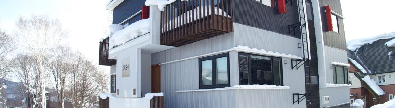 Kashi Lodge Kl Exterior Winter