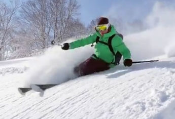 2015 Niseko backcountry highlights