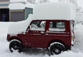 Niseko March snowfall record