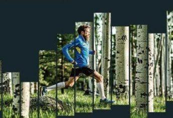 Trails In Motion Running Man1