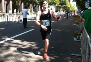 Chris marathon