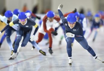 Games Speed Skating Venue In Obihiro Tomorrow