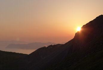 Lake Toya Usuzan Ropeway Promotional Image Summer Sunset2