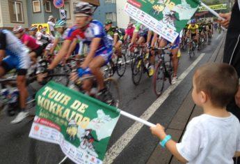 Tour de Hokkaido fan