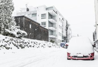 Youtei Tracks snow