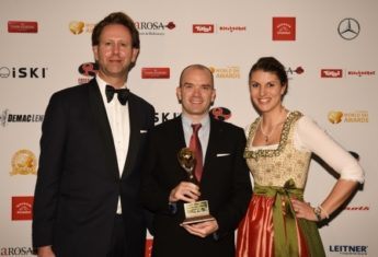 Chris Pickering, World Ski Awards