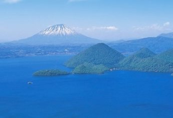 imjapan lake toya crop