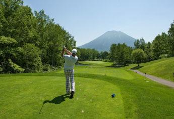 Japan's best golf course - Niseko Village