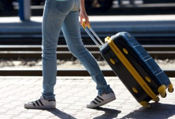 Walking Travel Suitcase