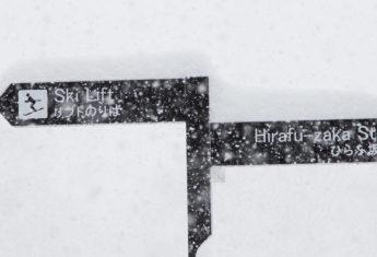 New season snow captured on November 20th.