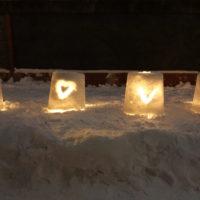 Otaru Snow Light Path 20178