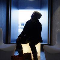 Jenny Jones At Yama Shizen Portrait
