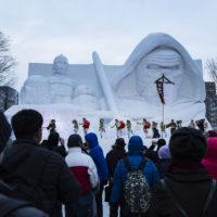 Snow Festival Sapporo 20170206 0113