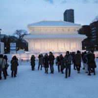 Snow Festival Sapporo 20170206 0121