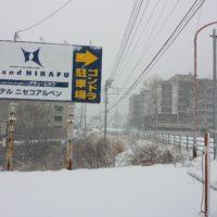 Niseko gets 12 cm of fresh snowfall overnight
