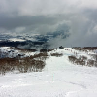 Niseko Grand Hirafu, April 11, 2016