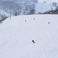 Niseko Grand Hirafu slopes captured on November 15th.