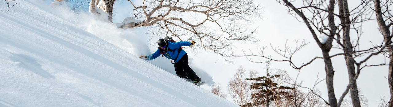 Rob Kingwill rides Niseko in latest Warren Miller film