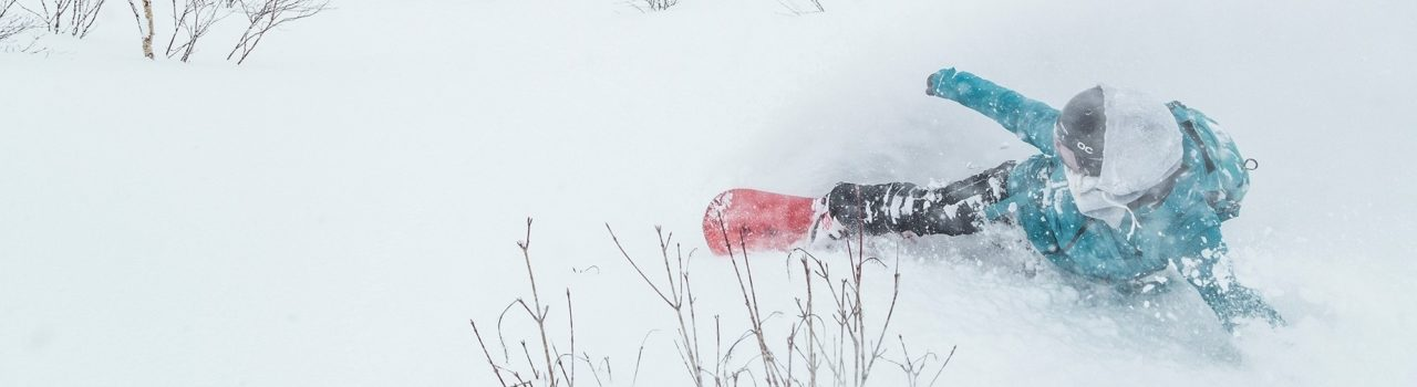 The House Of Powder In The Backcountry With Jenny Jones 3 Powder Spray