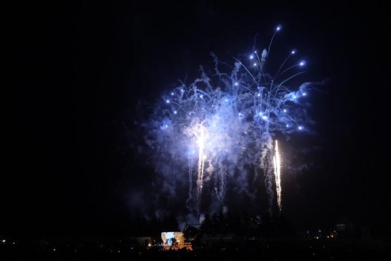 Niseko Tanabata Firework 2017 5