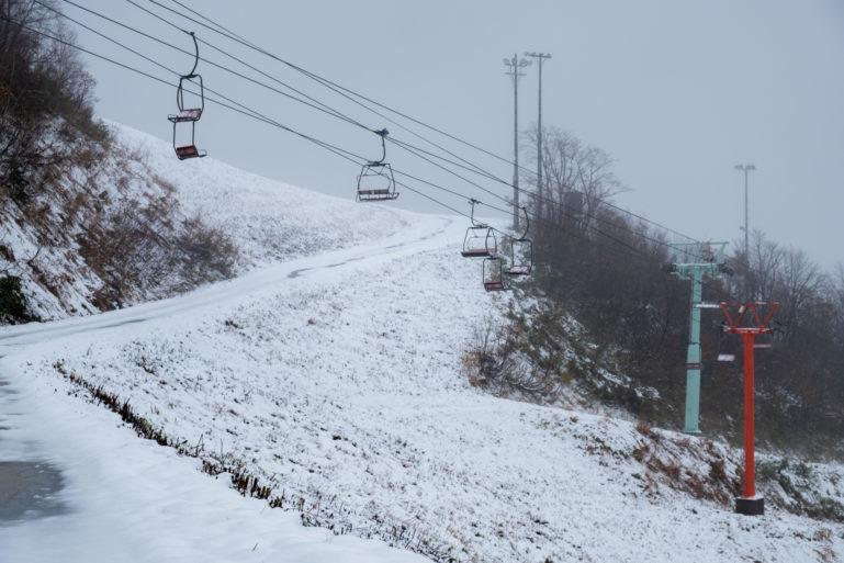 First Snow Annupuri 2018 1