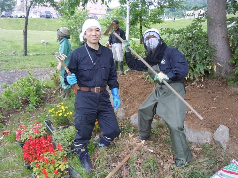Chuo Cleanup1