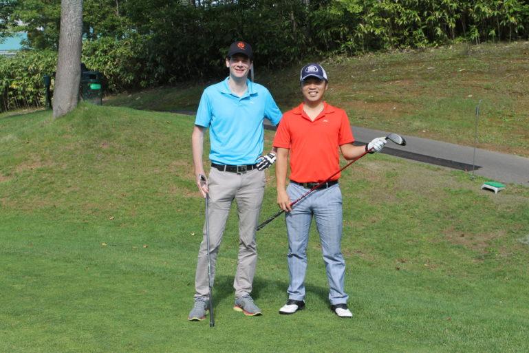 KKK Golf 1