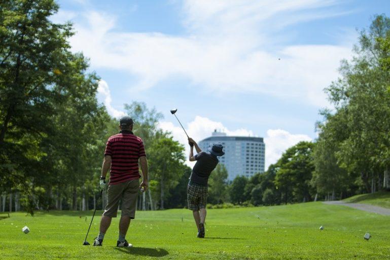 Chris HT Golf
