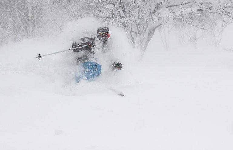 Gcp Stock Backcountry Powder Skiing