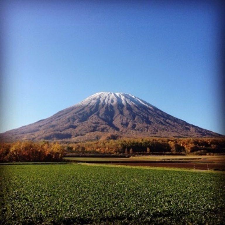 Mt Yotei Green
