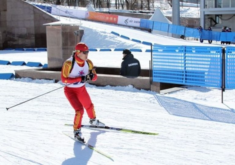 Scenes From The 7Th Asian Winter Games Astan Almat 533347009904