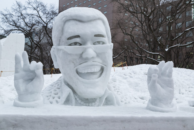 Snow Festival Sapporo 20170206 0150