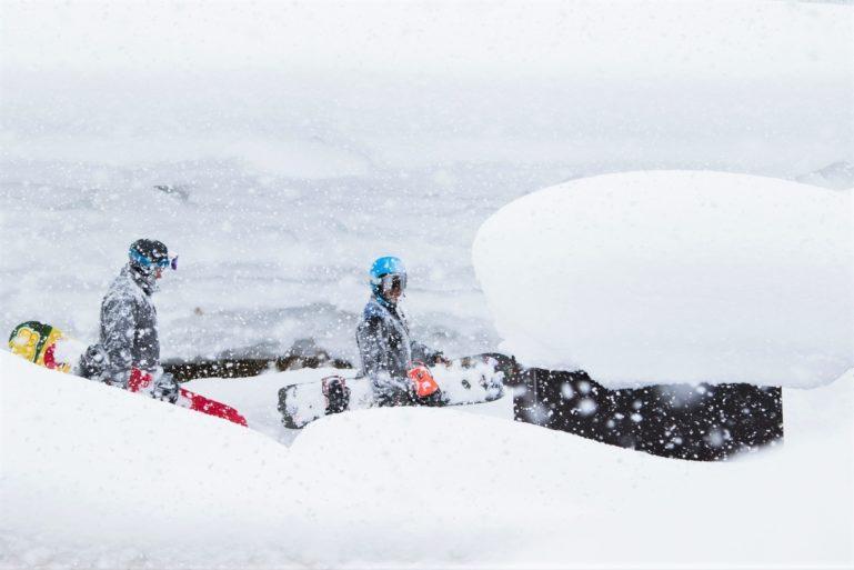 Winter Snow Pow 01 31 18 5