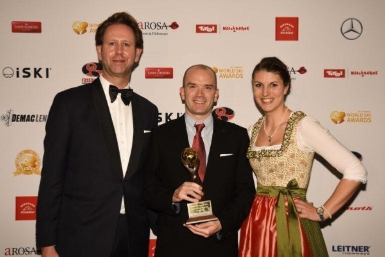 Chris Pickering, World Ski Awards