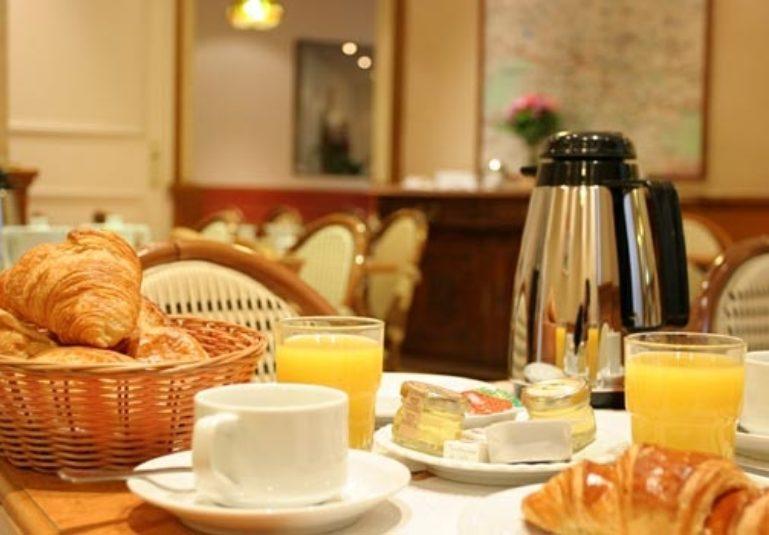 Top 5 hotel amenities