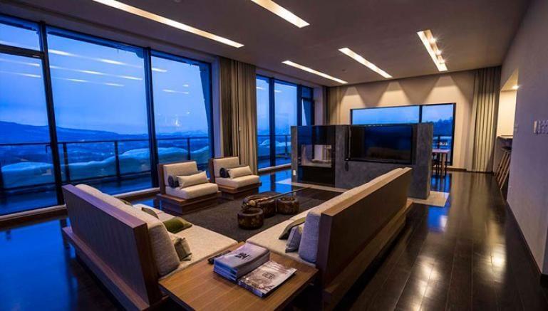 Nozomi Views penthouse