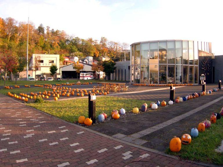pumpkins-niseko 2011-10-20