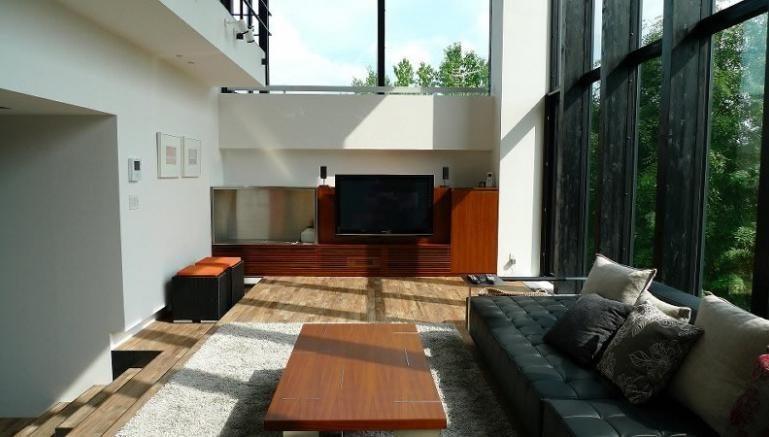 Sekka Kan living room