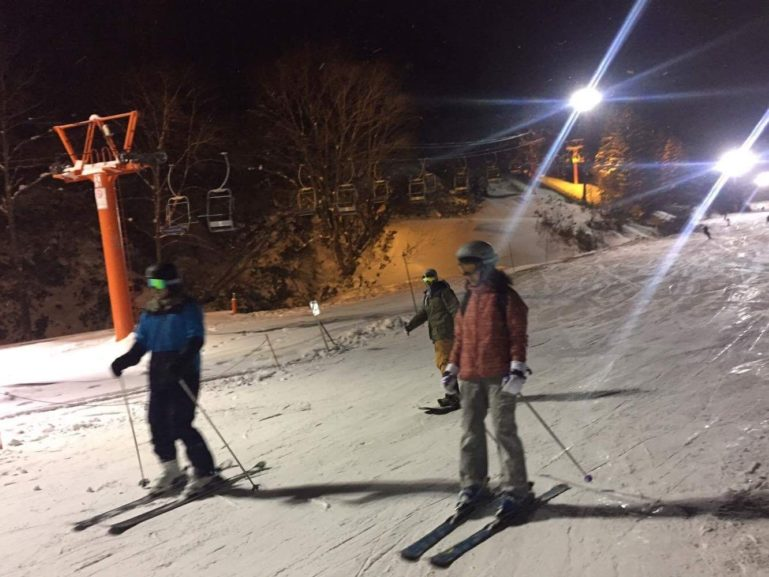 Night Skiing Opening 2016 6
