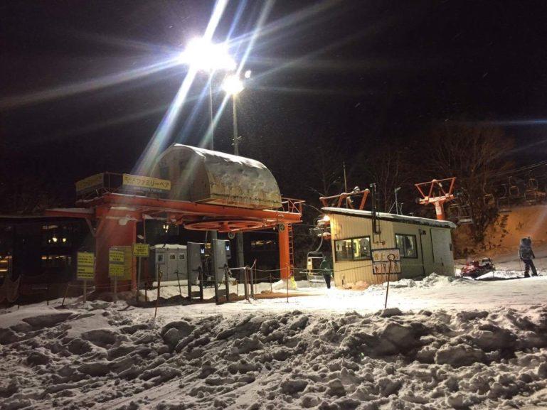 Night Skiing Opening 2016 8